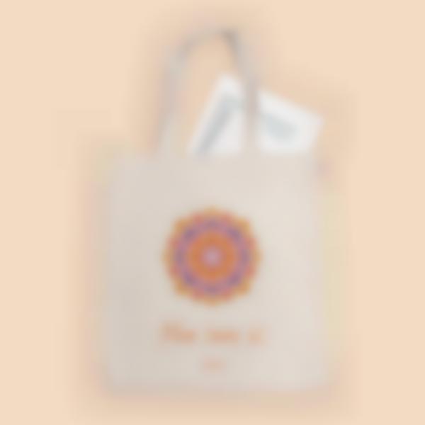 Sac Tote bag - Mandala