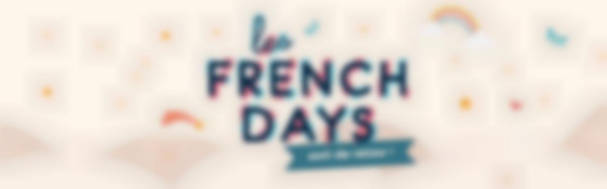 Les promos French Days sont de retour
