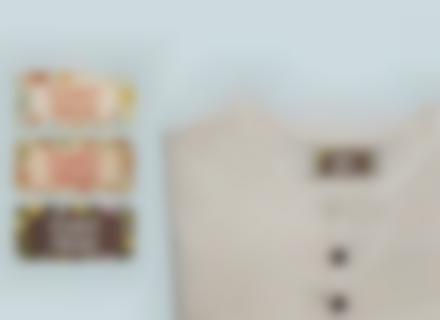 Des étiquettes autocollantes pour les vêtements du Senior en EHPAD