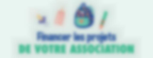 Bannière pour accéder à l'espace affiliation des associations à but non lucratif