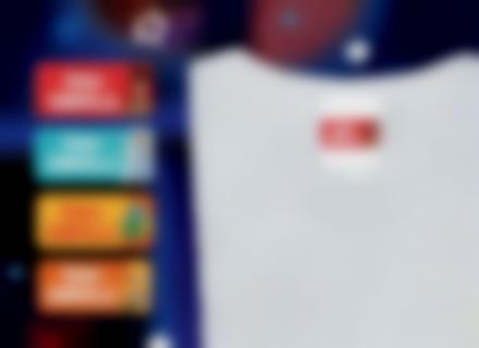 Des étiquettes Toy Story sur des fournitures