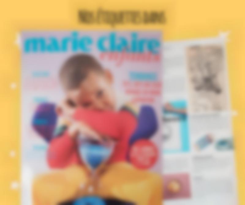 Ludilabel dans Marie Claire