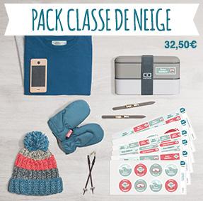 Étiquettes thermocollantes et autocollantes pour marquer les vêtements en classes de neige, lunettes, bonnets, gants, mouffles, combi...
