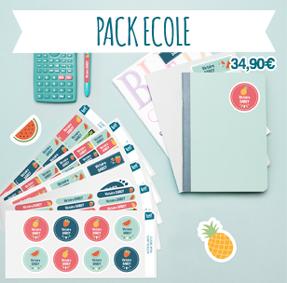 Étiquettes thermocollantes et autocollantes pour marquer les vêtements à l'école et identifier les fournitures scolaires, stylo, livres, trousse…
